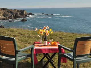 Ocean Hideaway:  Your Oceanfront Romantic Retreat! - Jenner vacation rentals