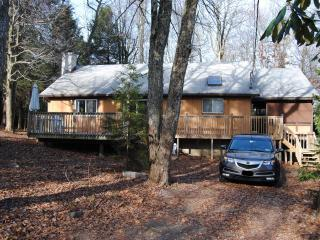 Bright Cabin with Deck and A/C - Long Pond vacation rentals