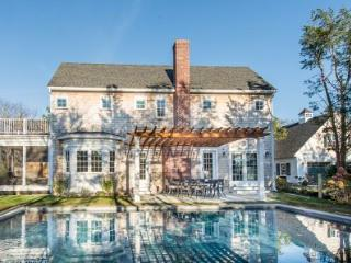 WALK TO EDGARTOWN VILLAGE FROM THIS BRAND NEW LUXURY HOME WITH POOL - EDG CCAS-61 - Martha's Vineyard vacation rentals