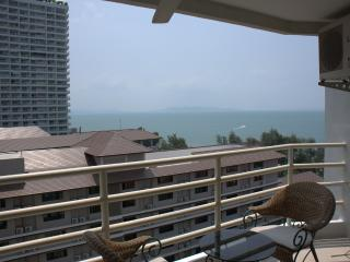 Luxury Studio View Talay 5C - Ocean Views - Jomtien Beach vacation rentals