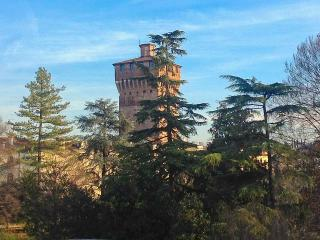 Vicenza Rental with equipped terrace, Garden View - Vicenza vacation rentals
