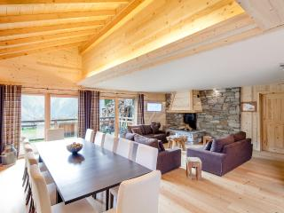 Chalet with view of the mountains and valley - Les Deux-Alpes vacation rentals