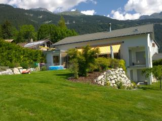 Luxurious Holiday Villa nearby Crans-Montana - Zweisimmen vacation rentals