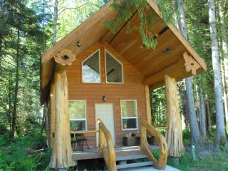 Log Cabins in the Great Bear Rainforest - Hagensborg vacation rentals