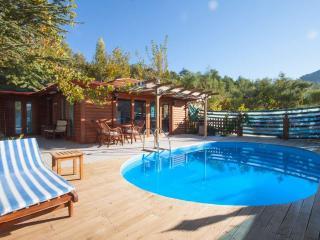 Wooden villa in Islamlar Village with private pool - Islamlar vacation rentals