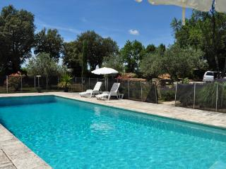 In Provence, large sunny private pool, lavender - Cotignac vacation rentals