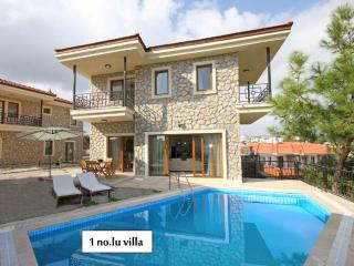 3 stone villas in Datca center with private pools - Datca vacation rentals