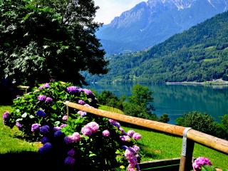 Appartamento Fiordaliso sul lago - Pergine Valsugana vacation rentals