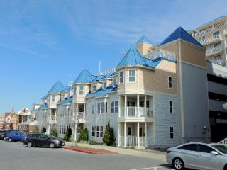 Belmont Towers TH 6 (Side) - Ocean City vacation rentals