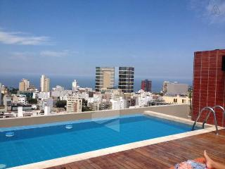 3BDR INFINITY POOL &OCEAN VIEW - Lima vacation rentals