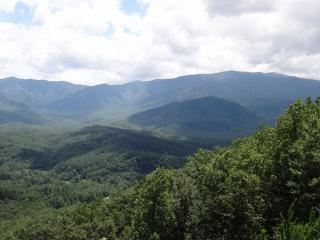New Const Nov 2014, 50 Mile Views, Media & Game Rm - Sevierville vacation rentals