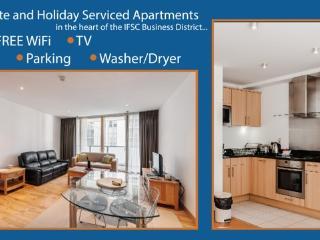 Spencer Dock 1 x Bedroom Apartment - Dublin vacation rentals