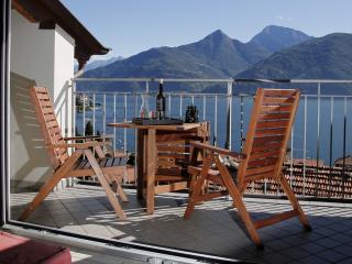 Casa Rossa, close to the lake with stunning views - San Siro vacation rentals