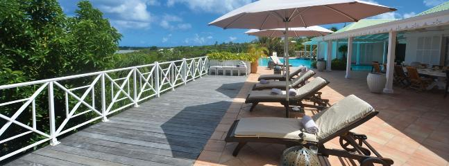 Villa La Josephine 7 Bedroom SPECIAL OFFER - Image 1 - Terres Basses - rentals