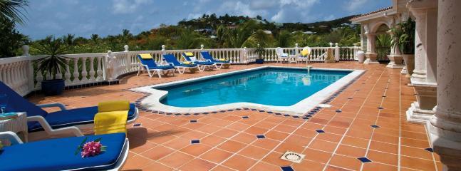 Villa Belle Mer 4 Bedroom SPECIAL OFFER - Image 1 - Orient Bay - rentals