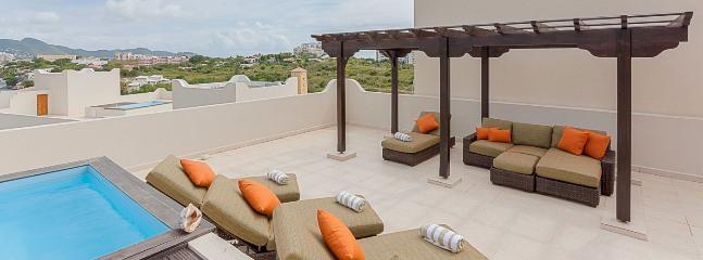 Villa Corfu 2 Bedroom SPECIAL OFFER - Image 1 - Cupecoy Bay - rentals