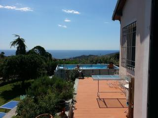 Appartamento in villa in collina - Imperia vacation rentals