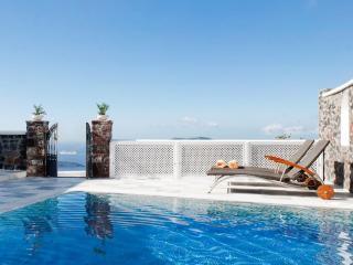 Dream Luxury-Beautiful villa with caldera view - Santorini vacation rentals
