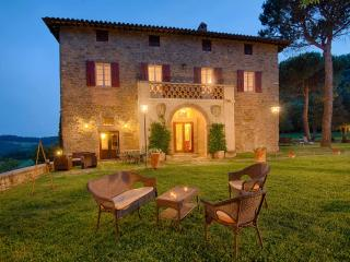 Villa with Stunning View of Umbria's hills - Preggio vacation rentals