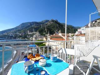 1 bedroom Apartment with A/C in Amalfi - Amalfi vacation rentals
