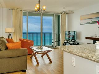 Cozy Beachfront Condo for 4 with New D�cor Open Week of 4/4 - Panama City vacation rentals