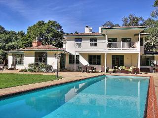 4BR/3BA Stylish Montecito Home with a Pool in Beautiful Santa Barbara - Santa Barbara vacation rentals