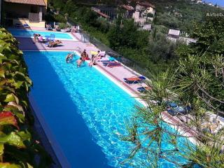 Garda Lake, panoramic, swimming pool access - Gardone Riviera vacation rentals