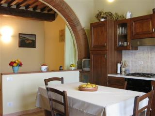 Typical apartment in the heart of Tuscany. - Figline Valdarno vacation rentals