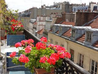 2 Bedroom Apartment at Folie Mericourt in Paris - Paris vacation rentals