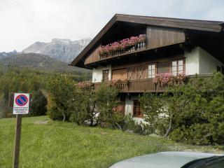 Cà del Castello centrale appartamento vista Tofane - Cortina D'Ampezzo vacation rentals