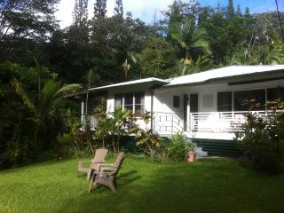 The Jungle Farmhouse - Pahoa vacation rentals
