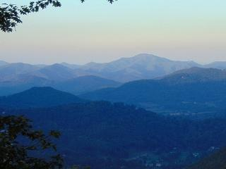 Best View in Maggie Valley 4400' 180% View - Smoky Mountains vacation rentals