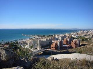 3 bed apart in Santa Pola East 5mins walk to beach - Santa Pola vacation rentals