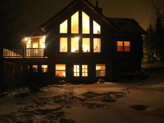 Luxury Log Home near St Sauveur and Morin Heights - Morin Heights vacation rentals