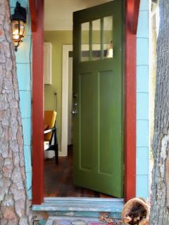 Pine Cone Cottage at Joy Lodging - Eureka Springs vacation rentals