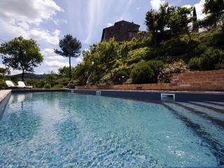 Domus Picta at Torre Bertona - Charming Apt with Swimming Pool and Spa - Todi vacation rentals