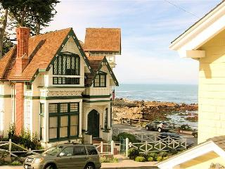 3119 Yellow House Guest ~ Almost Oceanfront, Ocean Views, Sounds of the Sea - Pacific Grove vacation rentals