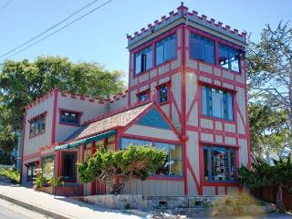 3573 Captain's Castle ~ Historic, Stunning Ocean Views, Almost Oceanfront - Pacific Grove vacation rentals