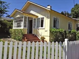 3584 Yellow Cottage by the Sea ~ Free Aquarium Tickets or Free Nights** - Pacific Grove vacation rentals