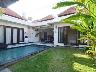 Beautiful villa in a quiet area of legian. - Denpasar vacation rentals