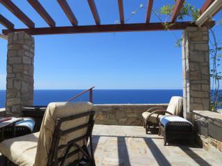 Villa Nafkrati - Luxury Sea View Maisonette- 125m2 - Ikaria vacation rentals