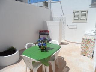 Villetta a 100 m sabbia LIDO MARINI, 7 pl, 2 clima - Ugento vacation rentals