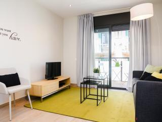 Plaza - Two bedroom with balcony apartment - Barcelona vacation rentals