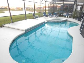 CUMBRIAN LAKES  RESORT ORLANDO- 5 BDR- 4.5 BA - South Facing Pool --Spa--Game Room-Gated community - Orlando vacation rentals