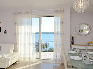 SPECIAL PRICES for APRIL,MAY, Diseg.BeachFrontApp! - Trogir vacation rentals