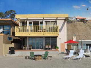 Family Beach Home Sleeps 10-19  095 (lower level) - Capistrano Beach vacation rentals