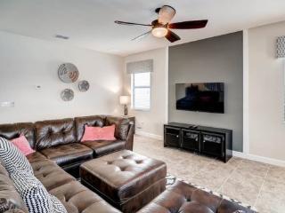 6 Bedroom 6 Bathroom Villa Located In Champions Gate. 1428TR - Orlando vacation rentals