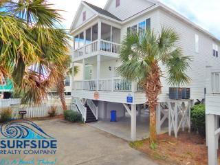 Lovely 4 bedroom House in Surfside Beach - Surfside Beach vacation rentals