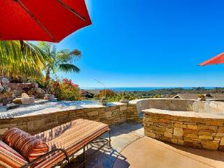 Superb Villa Pacifica Dream with Hot Tub, Fireplace, Ocean Views & Sunshine - La Jolla vacation rentals