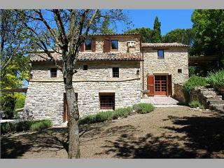 Original Stone House, Amazing View, Garden, Pool - Civitella del Lago vacation rentals